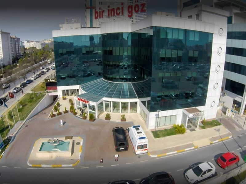 TMS MÜHENDİSLİK BIRINCI HEALTH GROUP EYE HOSPITAL