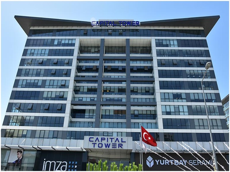 TMS MÜHENDİSLİK CAPITAL TOWER BUSINESS CENTER