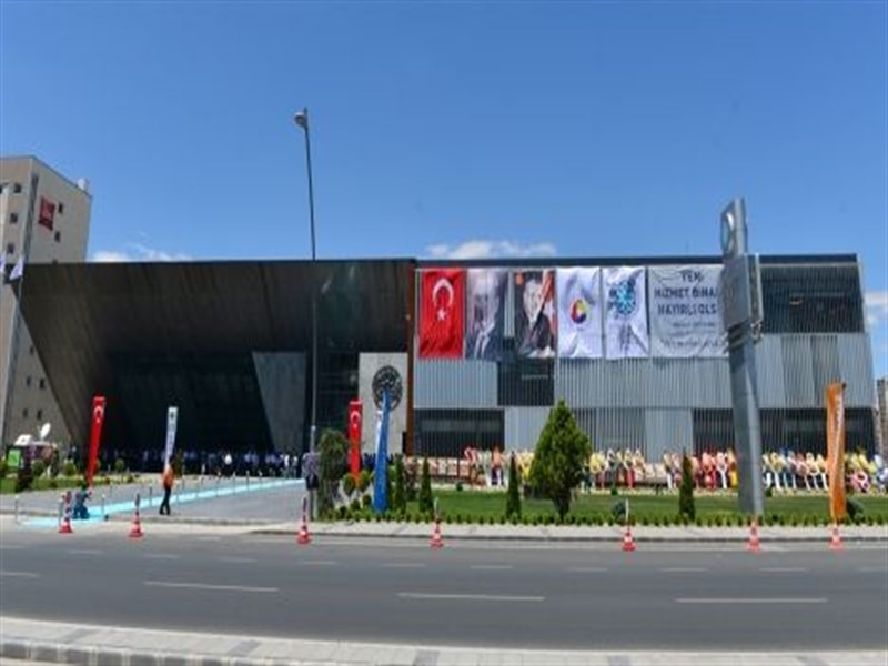 TMS MÜHENDİSLİK KAYSERİ CHAMBER OF COMMERCE