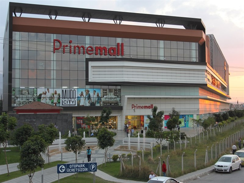 TMS MÜHENDİSLİK PRIMEMALL İSKENDERUN SHOPPING CENTER