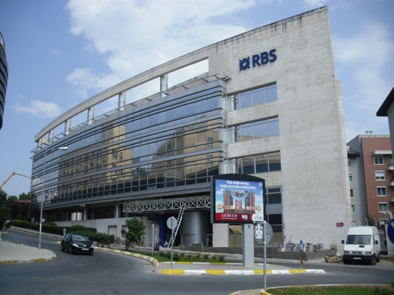 TMS MÜHENDİSLİK ROYAL BANK OF SCOTLAND (RBS) MERKEZ BİNASI