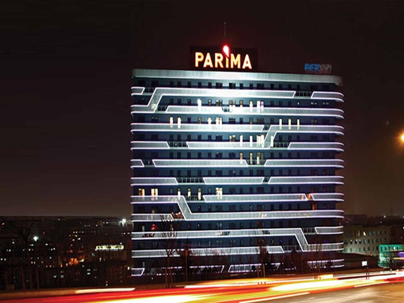 TMS MÜHENDİSLİK PARIMA BUSINESS CENTER