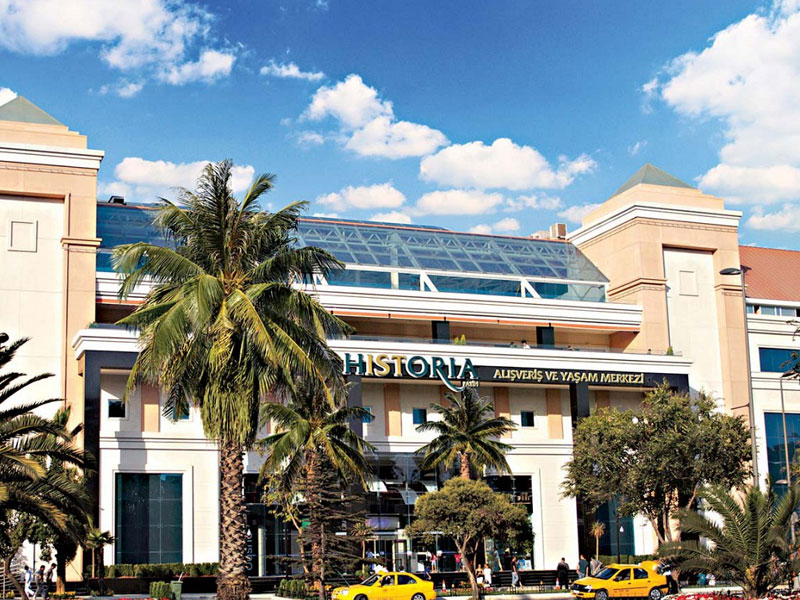 TMS MÜHENDİSLİK HISTORIA SHOPPING CENTER