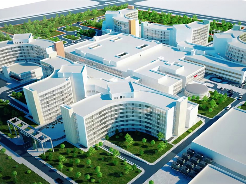 TMS MÜHENDİSLİK KONYA KARATAY INTEGRATED HEALTH CAMPUS HOSPITAL PPP
