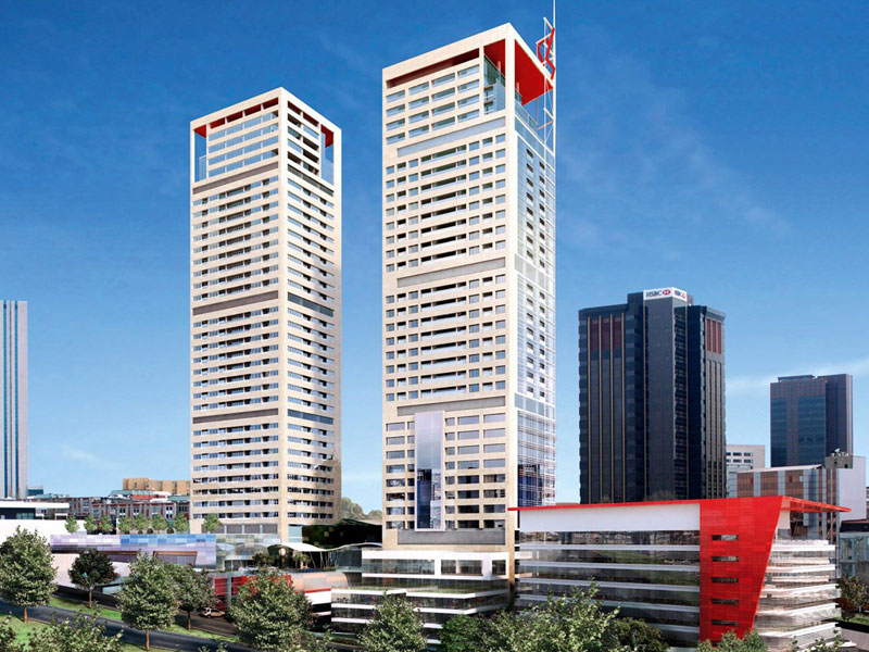 TMS MÜHENDİSLİK MASLAK 42 OFFICE BUILDINGS