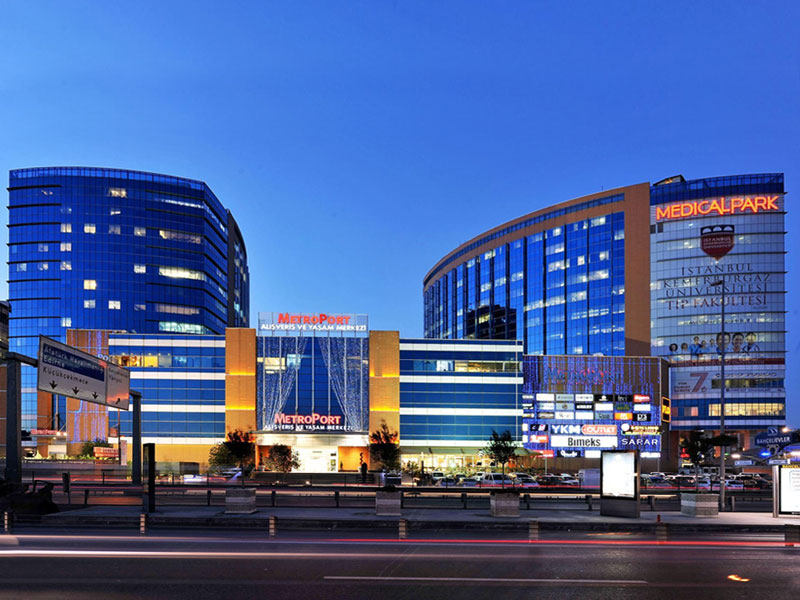 TMS MÜHENDİSLİK METROPORT SHOPPING CENTER