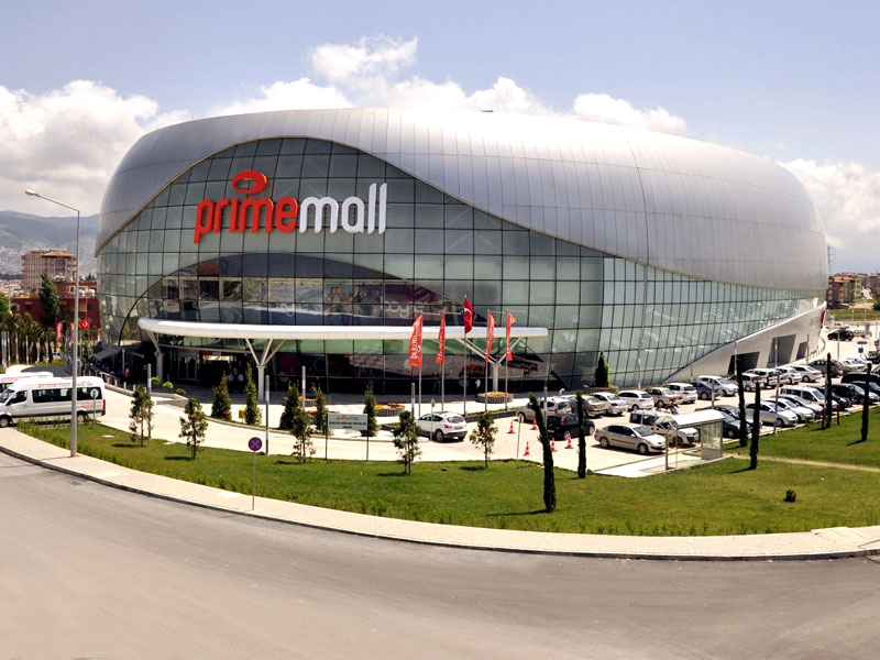 TMS MÜHENDİSLİK PRIMEMALL ANTAKYA SHOPPING CENTER