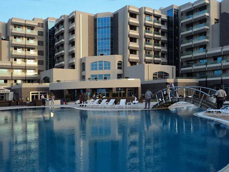 TMS MÜHENDİSLİK SEASIDE HOTEL