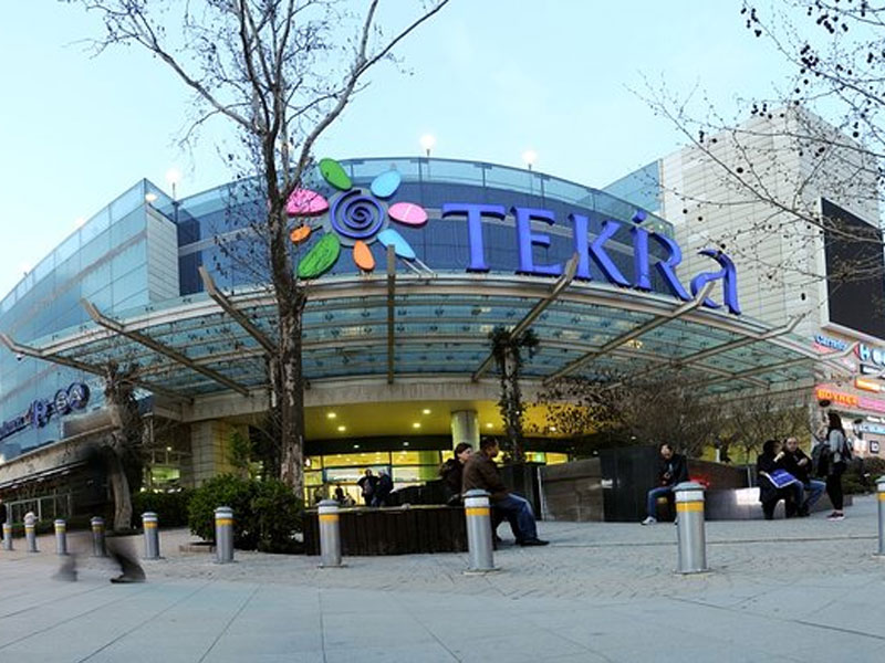 TMS MÜHENDİSLİK TEKIRA SHOPPING CENTER